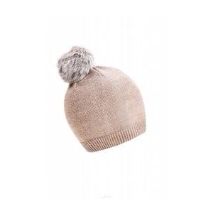 Béžová čiapka Lavaii Nelle