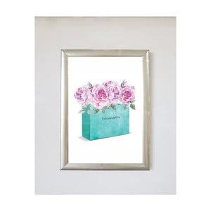 Obraz Piacenza Art Flower Bag, 30 × 20 cm