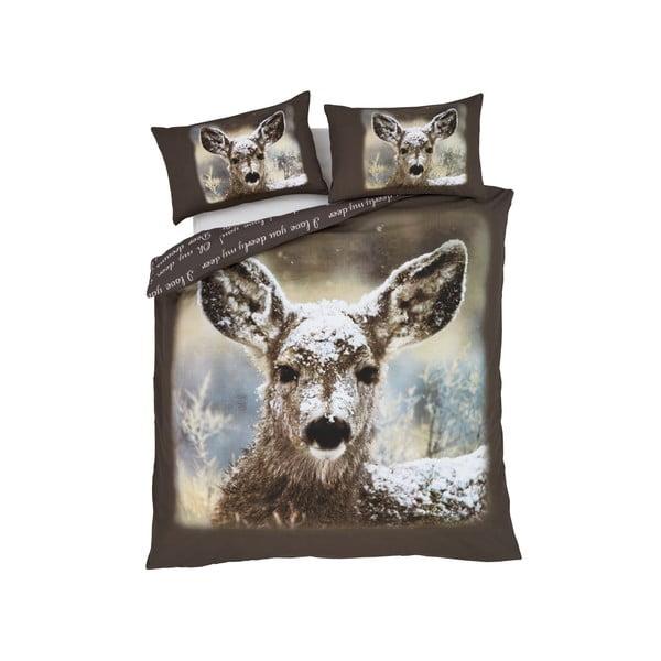 Obliečky Oh Deer!, 135x200 cm