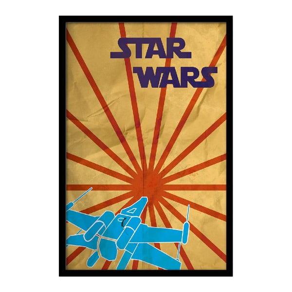 Plagát Star Wars, 35x30 cm