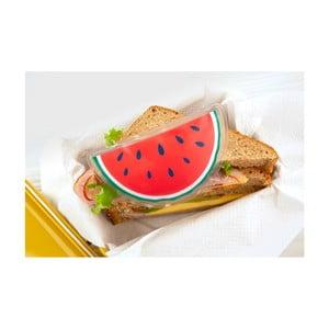 Chladiaci / Ohrievací vankúšik v tvare melóna Kikkerland Fruits