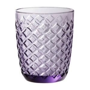 Fialový pohár Côté Table Arlequin, 250ml