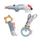 Sada 3 aktívnych hračiek v darčekovom Done by Deer Tiny