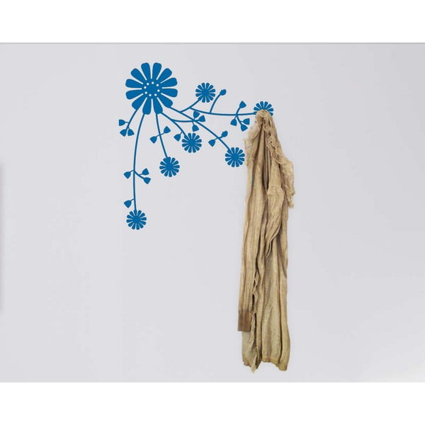 Samolepkový vešiak Floreal