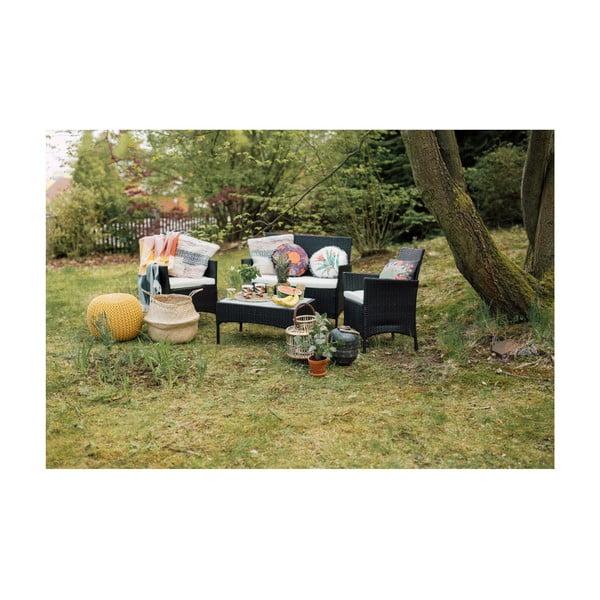Set záhradného nábytku z umelého ratanu Timpana Filia