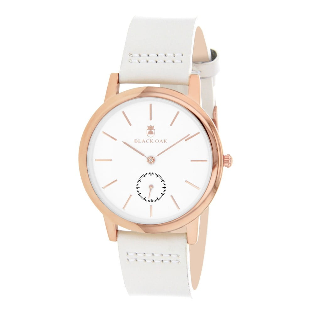 7f8f648e8 Bielo-ružové dámske hodinky Black Oak Stylisso | Bonami