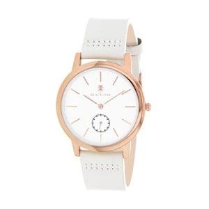 Bielo-ružové dámske hodinky Black Oak Stylisso