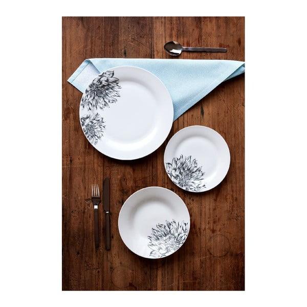 Set 12 ks riadu Premier Housewares Botanic