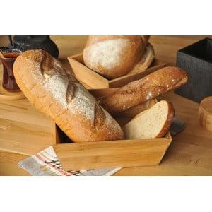 Bambusová miska na chlieb Solly, 19 cm