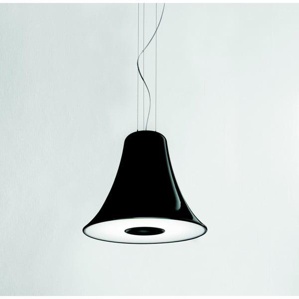 Závesné svietidlo Campana Black