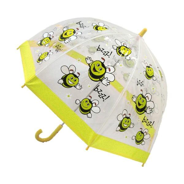 Detský dáždnik Ambiance Trango Yellow