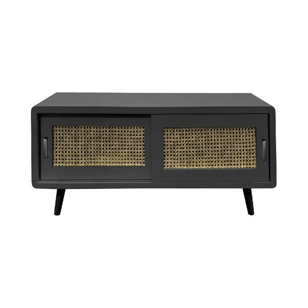TV stolík z dreva Paulownia Leitmotiv Retro