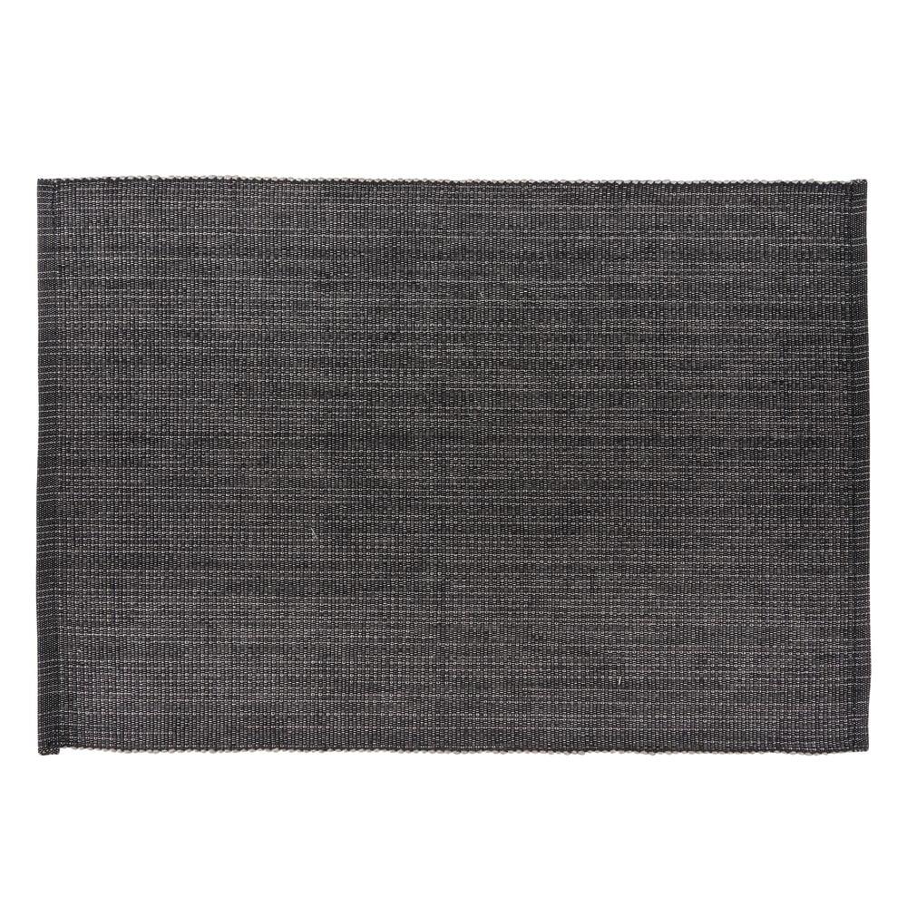 Súprava 2 tmavosivých prestieraní z bavlny Södahl, 33 x 48 cm