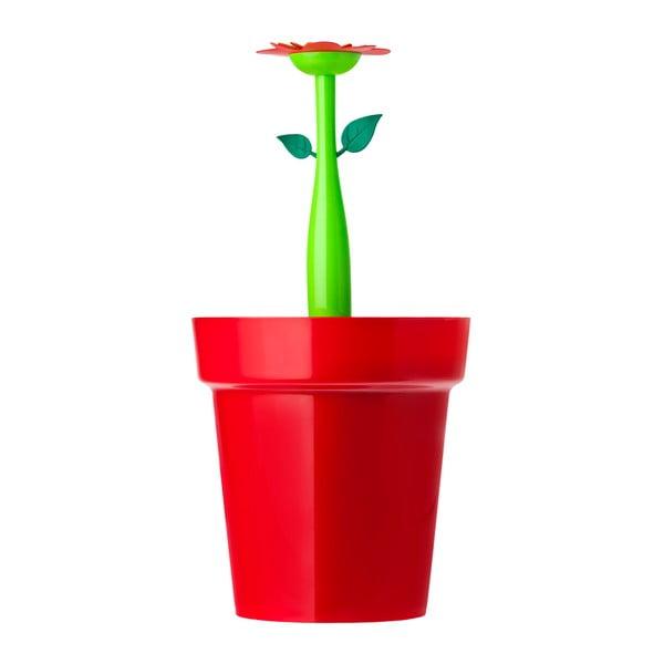 Kozmetický kôš Vigar Flower