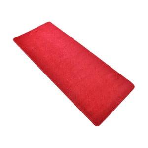 Červený behúň Hanse Home Nasty, 80 × 200 cm