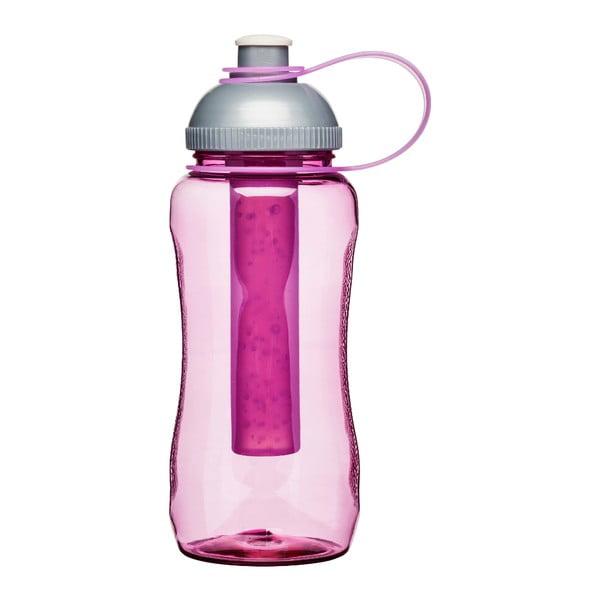 Samochladiaca fľaša Sagaform, ružová