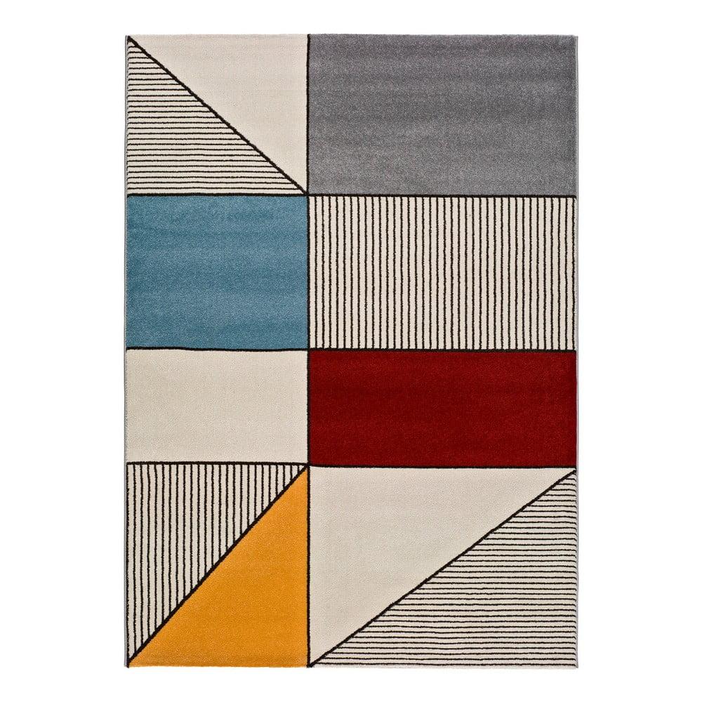 Koberec vhodný aj do exteriéru Universal Delta Caro, 115 × 160 cm