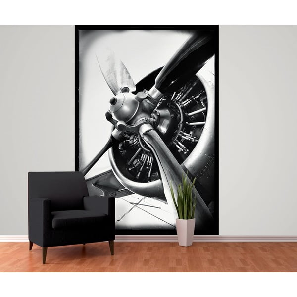 Veľkoformátová tapeta Aviator, 158x232 cm
