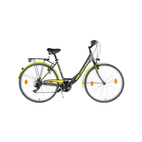 "Mestský bicykel Schiano 274-06, veľ. 24"""
