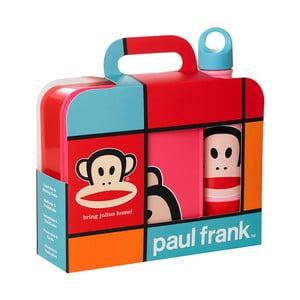 Desiatový set Paul Frank, ružový
