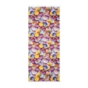 Vysokoodolný koberec Webtappeti Conchiglie, 58 x 80 cm