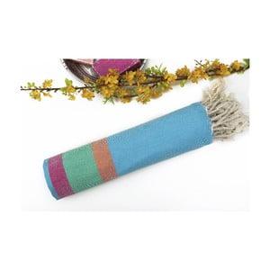 Hammam osuška Myra Colorful IV, 95x175 cm