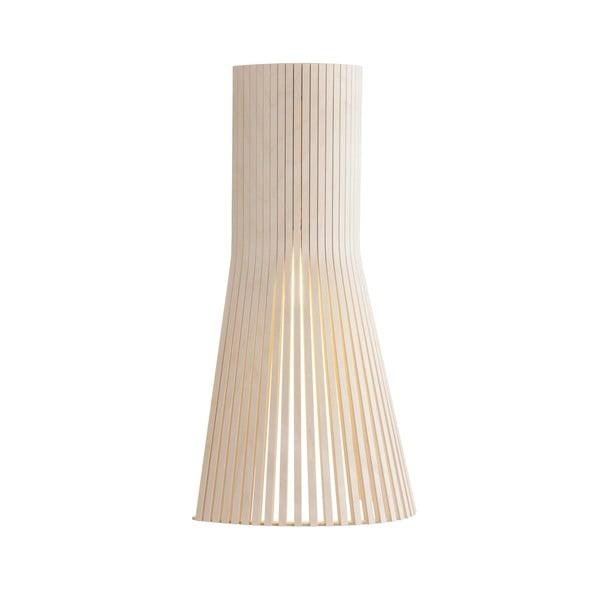 Nástenné svietidlo Secto 4231 Birch, 45 cm
