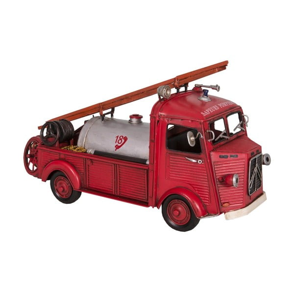 Dekoratívny objekt Antic Line Fireman Truck