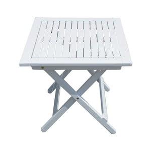 Záhradný skladací stolík z eukalyptového dreva ADDU Gilbert