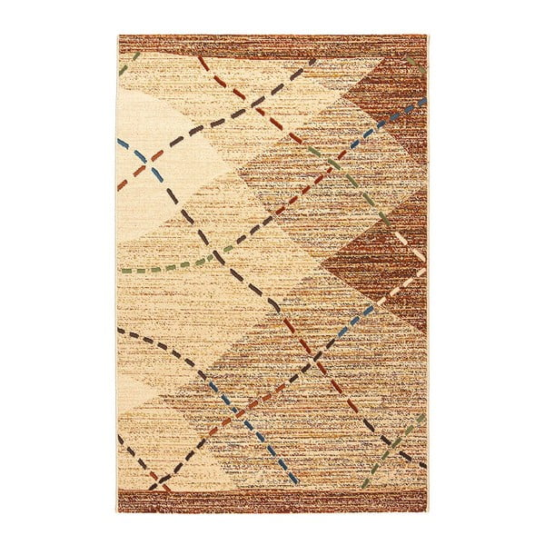 Vlnený koberec Coimbra 187 Bereber, 120x180 cm