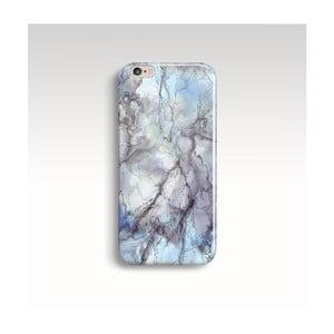 Obal na telefón Marble Blue pre iPhone 6/6S