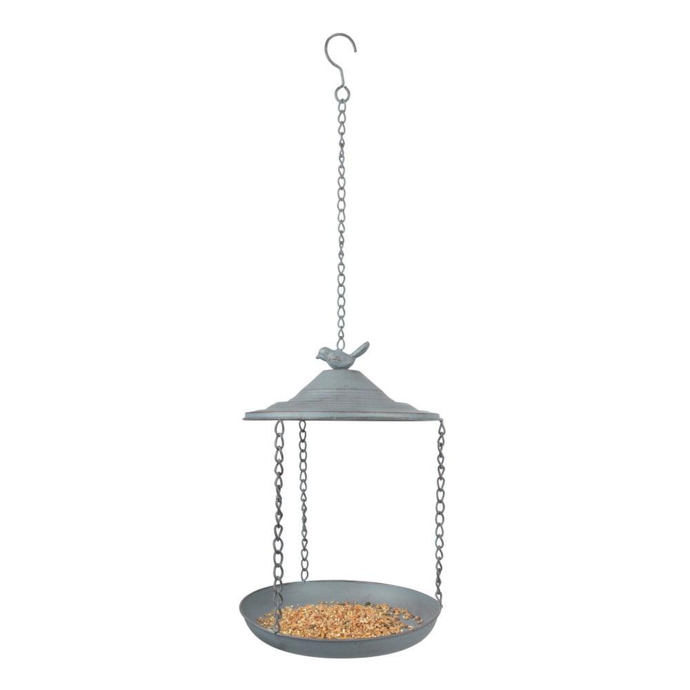 Závesné krmítko pre vtáčiky Esschert Design, Ø 21,8 cm