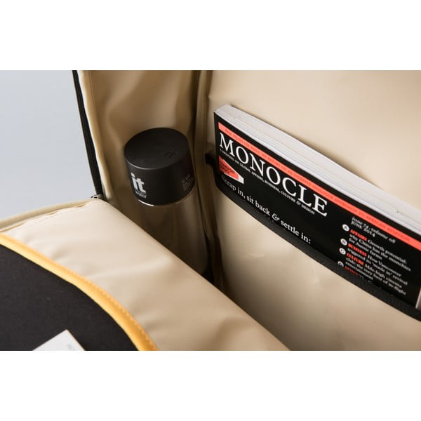 Batoh/taška R Bag 107, sivá