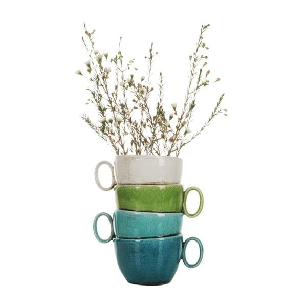 Váza v tvare hrnčekov Colorimo