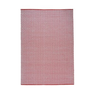 Koberec Calvino White/Red, 120x180 cm