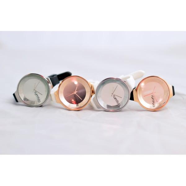 Dámske hodinky Orchard Mirror Lights Out Silver