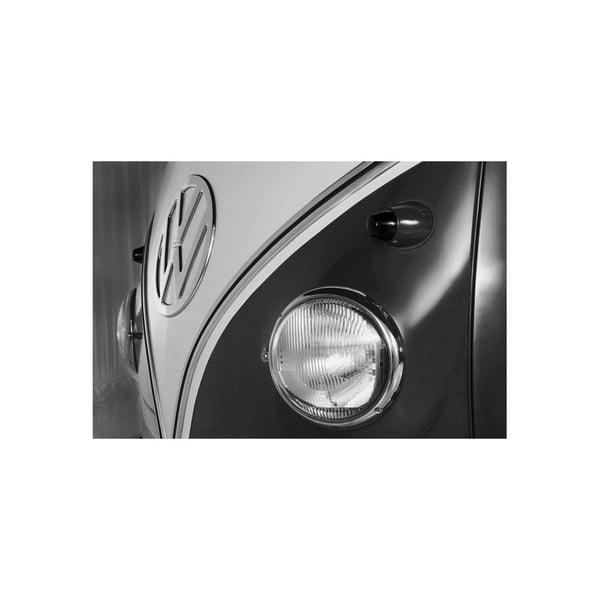 Veľkoformátová tapeta Čiernobiely VW, 315x232 cm