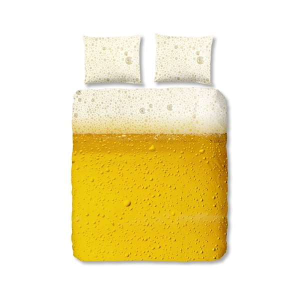 Obliečky Beer, 135x200 cm
