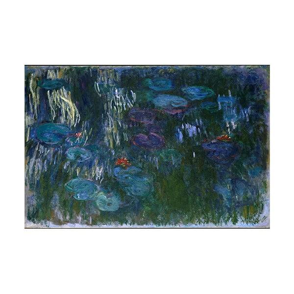 Obraz Claude Monet - Water Lilies 1, 45x30 cm