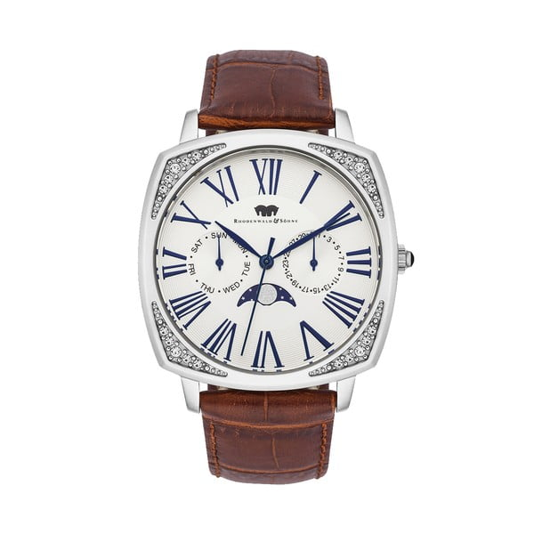 Dámske hodinky Rhodenwald&Söhne Shadowmoon Silver