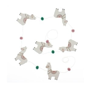 Girlanda Just 4 Kids Llama Bunting