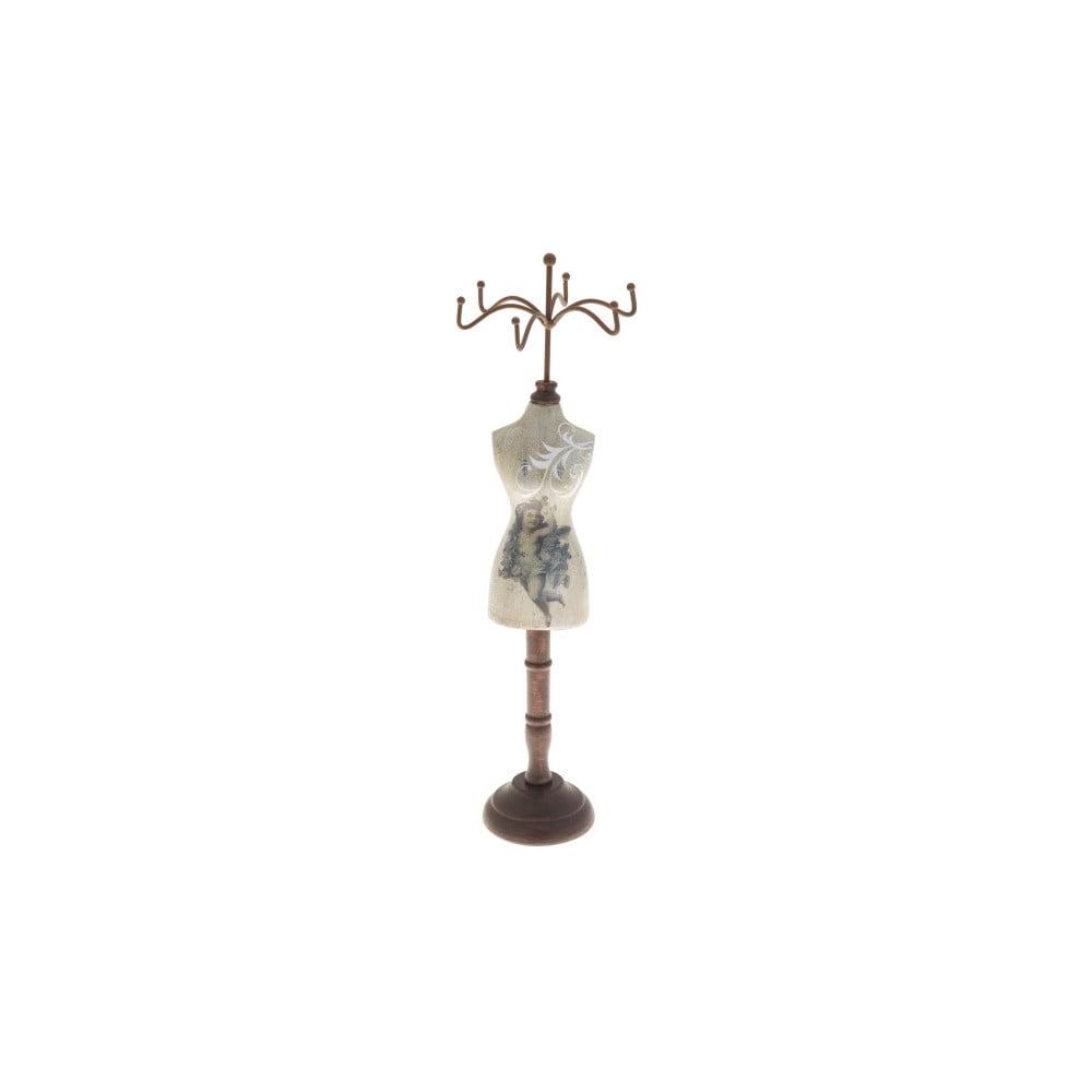 Drevený stojan na šperky Antic Line Rasso