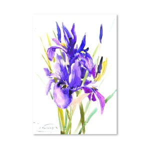 Plagát Irises od Suren Nersisyan