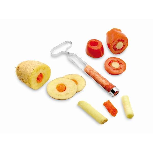 Vykrajovač na ovocie a zeleninu Corer