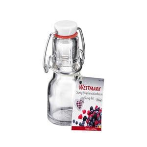Sklenená nádoba s uzáverom Westmark, 50 ml