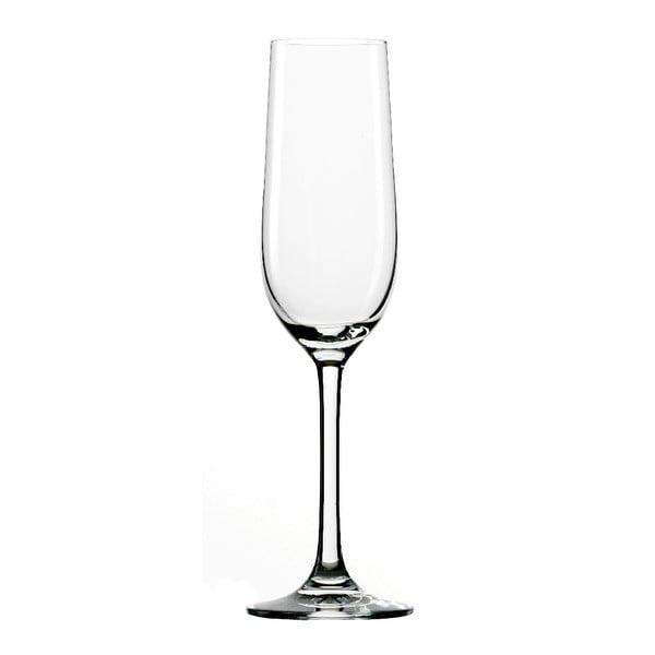 Set 6 pohárov Classic Flute Champagne, 190 cl