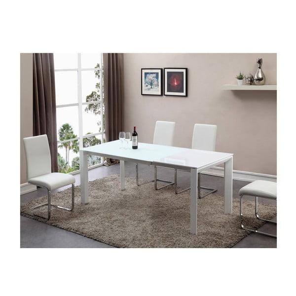 Rozkladací jedálenský stôl Dubaj,140/200 x 90 cm