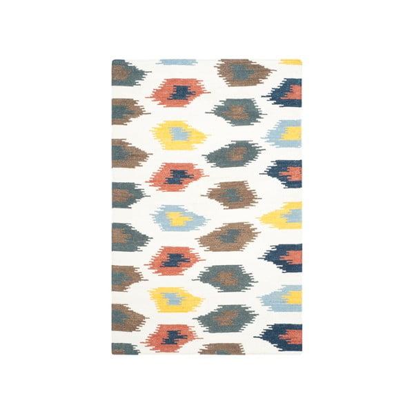 Koberec Allegra Dhurrie, 121x182 cm