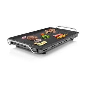 Čierny elektrický stolový gril Princess Chef XXL, príkon 2500W