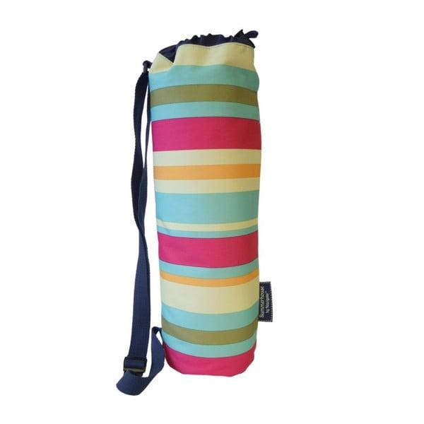 Pikniková flysová deka Stripe
